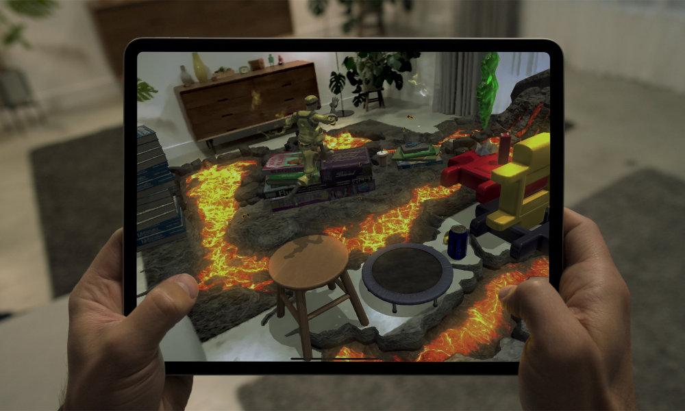 Vad kommer LiDAR-skannern på den nya iPad Pro att göra? 1