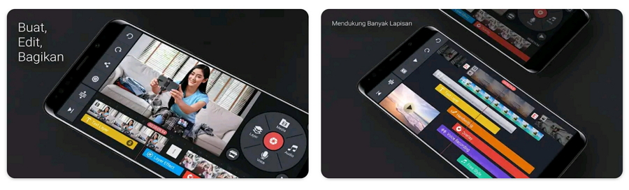 Hơn 10 ứng dụng chỉnh sửa video cho điện thoại Android được khuyên dùng nhất 3