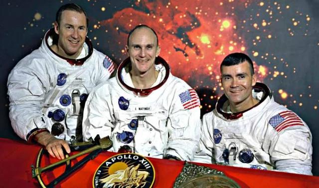 Điều gì đã xảy ra với nhiệm vụ Apollo 13? 1