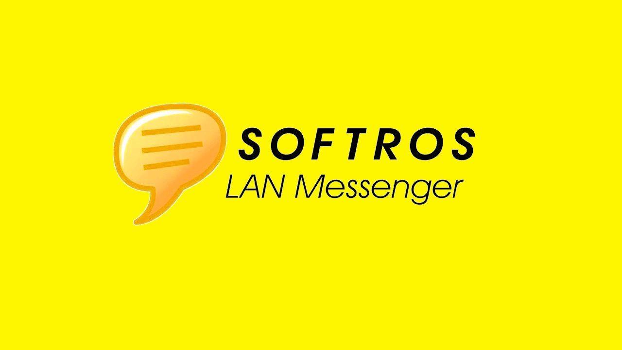 Softros LAN Messenger Đánh giá: Ứng dụng trò chuyện cho Office 1