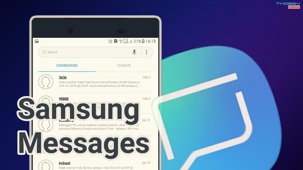 Nhắn tin Android vs nhắn tin Verizon + so với nhắn tin Samsung Ứng dụng nhắn tin Android nào là tốt nhất? 3