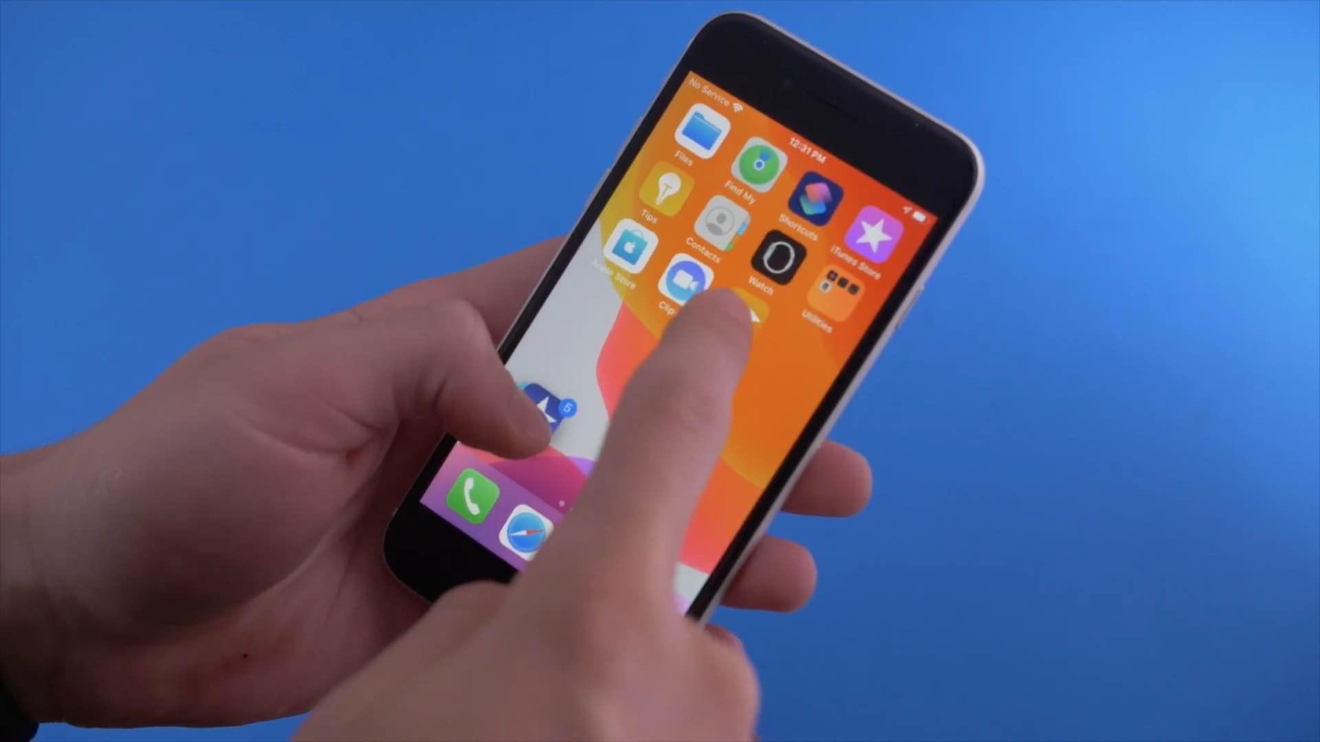 10 tipov a trikov pre nových majiteľov iPhone SE 12