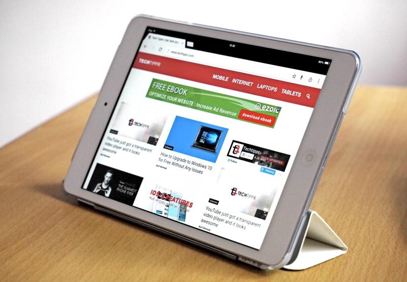 Používanie iPad Mini ako primárneho počítača a jeho účinnosť 2
