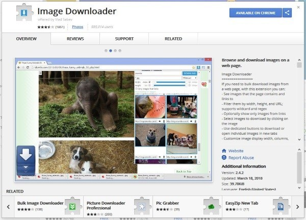 Các tiện ích mở rộng Chrome tốt nhất để tải xuống hoặc quản lý hình ảnh 3