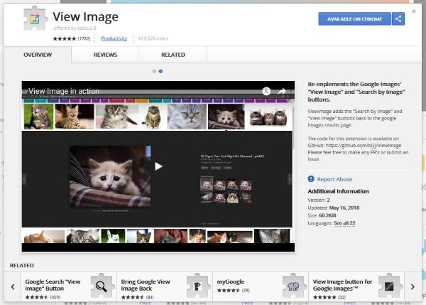 Các tiện ích mở rộng Chrome tốt nhất để tải xuống hoặc quản lý hình ảnh 1
