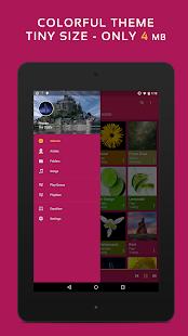 Pulsar Music Player - Mp3 prehrávač, audio prehrávač Screenshot