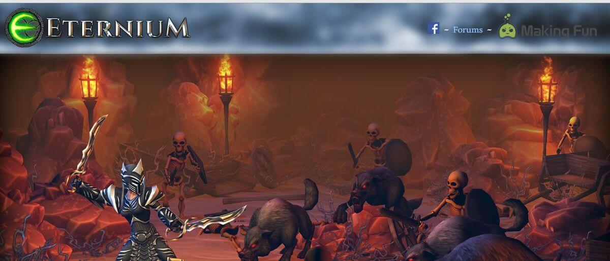 5 Các trò chơi như Diablo có sẵn trên Android 4