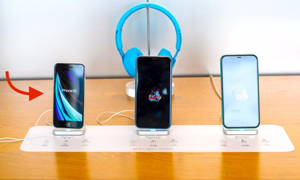 6 Những điều mà iPhone SE không thể làm 2