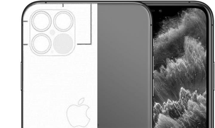 Apple: Hình ảnh bị cáo buộc hiển thị cấu hình camera cho iPhone 12 Pro với LiDAR 1