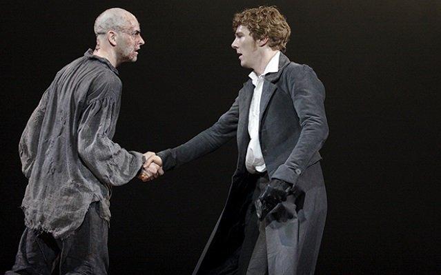 """Trò chơi """"Frankenstein"""" của Benedict Cumberbatch sẽ được phát sóng vào YouTube 2"""