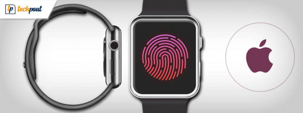De Apple Watch Serier 6 Kan få Touch ID och Sleep Tracking Support 1