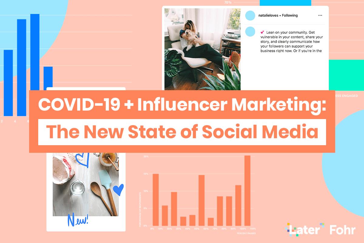 Tác dụng của COVID-19 đối với tiếp thị ảnh hưởng 1