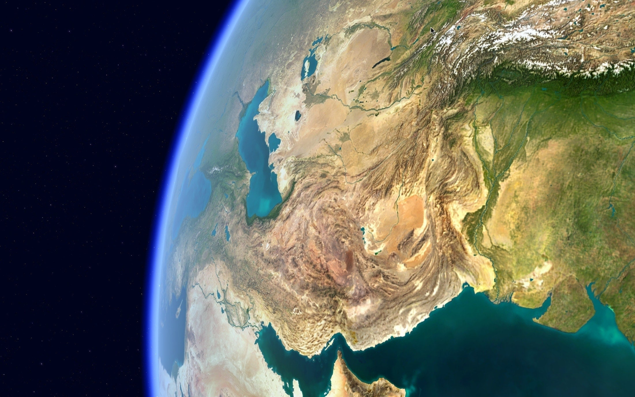 Earth 3D Lite Mac