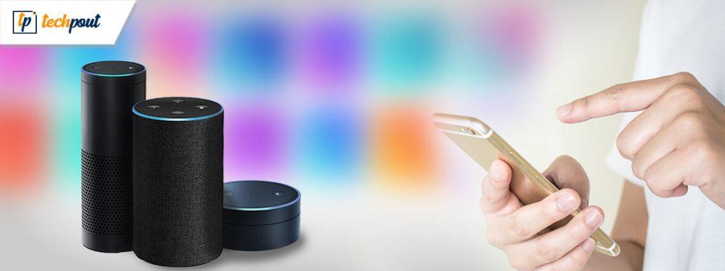 Cách gọi điện thoại với Alexa 3