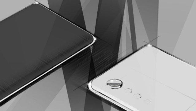 """LG công bố một khái niệm mới về điện thoại thông minh với camera """"hạt mưa"""" 2"""