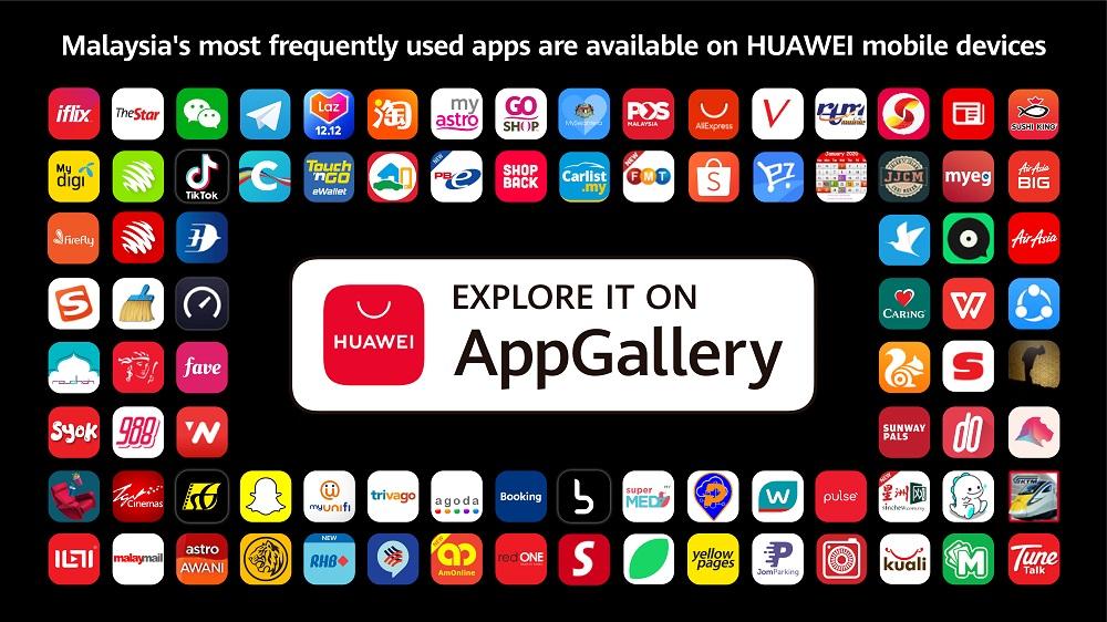 Ứng dụng Huawei