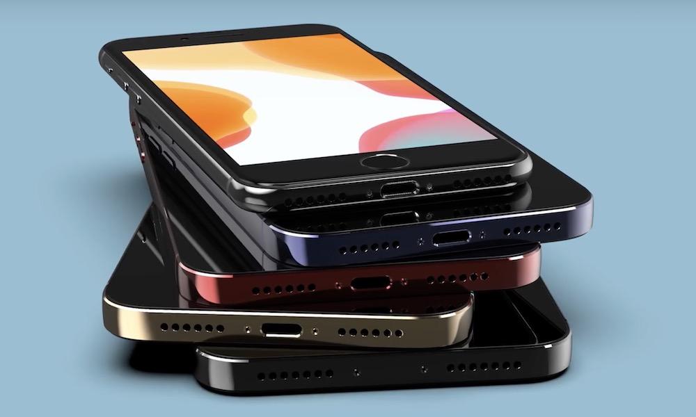Thiết kế phẳng mới chỉ có thể đến với các mẫu iPhone 12 Pro 3