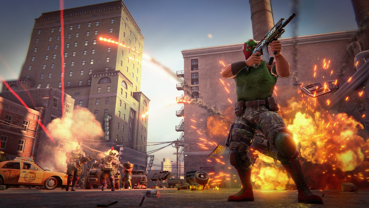 Saints Row: The Remaster thứ ba sẽ đến với XB1, PS4 và Epic Games 4