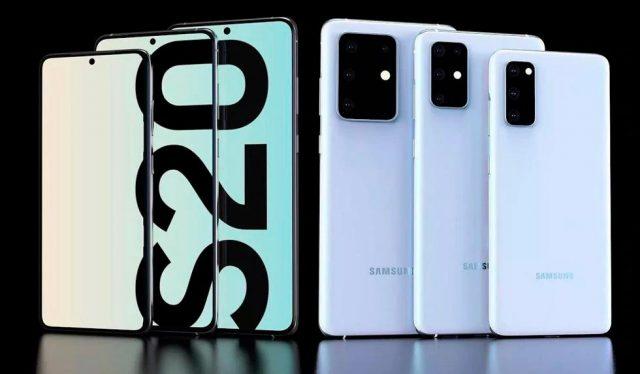 Samsung Galaxy S20 cập nhật firmware để sửa lỗi lấy nét 3