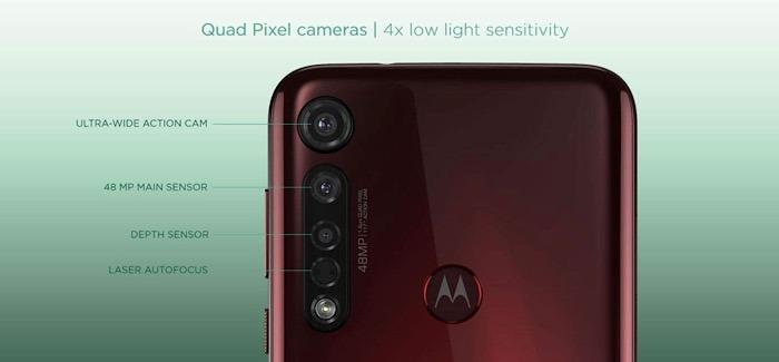 Deal Moto G8 Plus innehåll