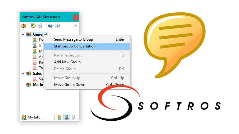 Softros LAN Messenger Review: Chat App for Office 1