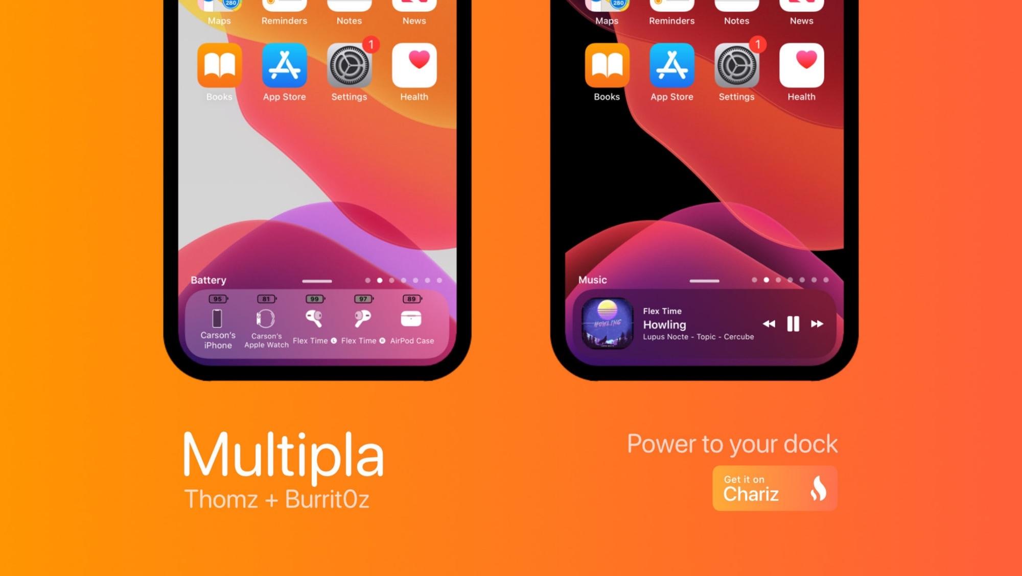 Prečo sa uspokojiť s bežným dokom pre iPhone, keď môžete používať Multiplu? 1