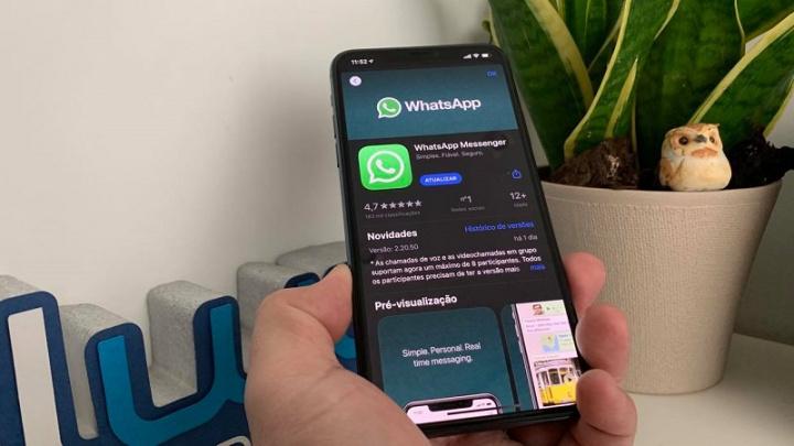 WhatsApp: videohovor do 8 ľudia už sú k dispozícii pre iOS 1