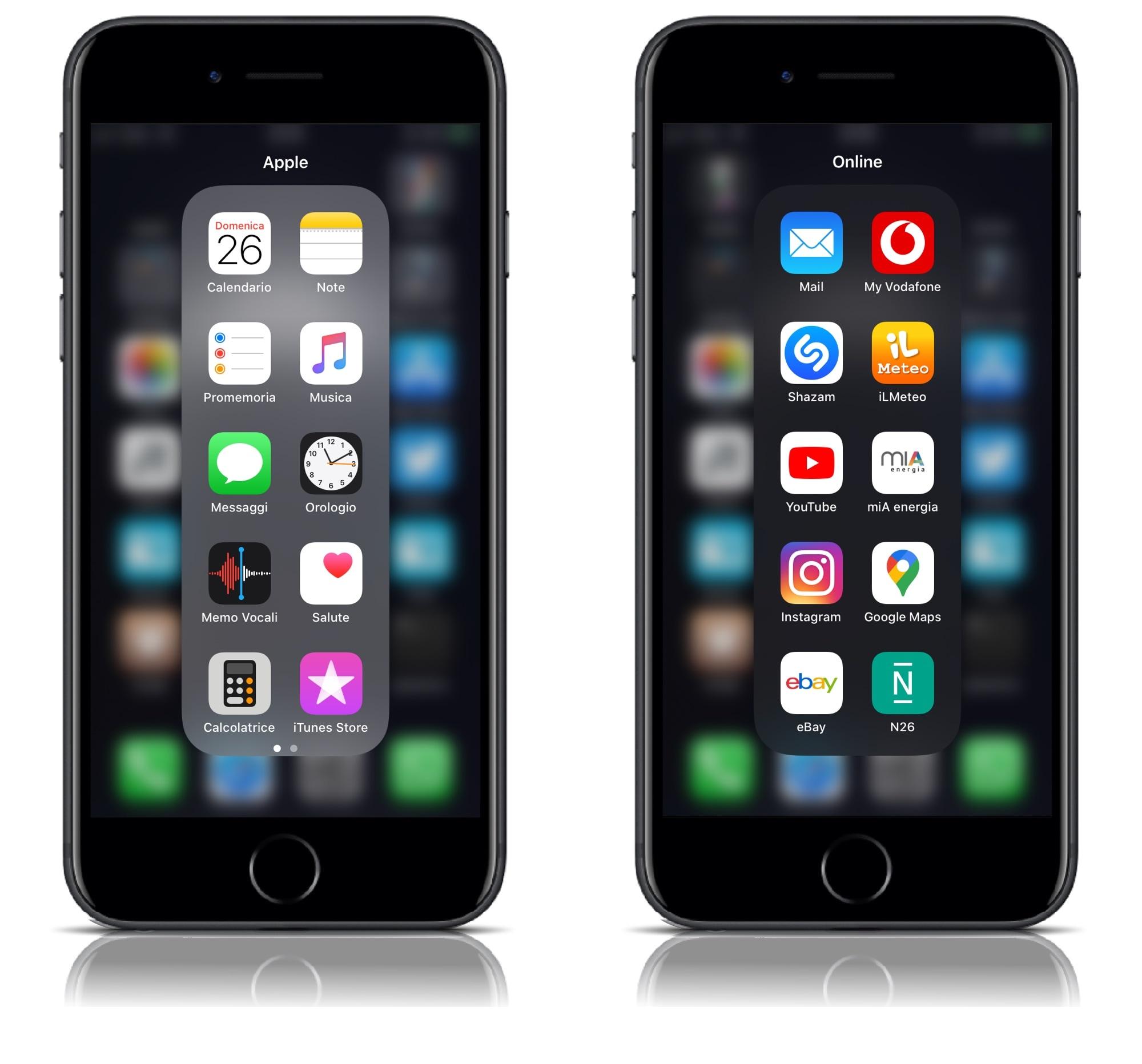YouFold pomáha zložkám lepšie využívať vysokú obrazovku vášho iPhone 1