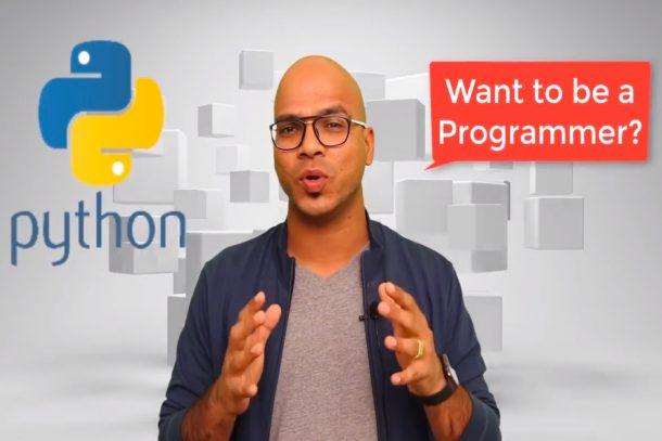 kênh YouTube để học Python tại nhà 1