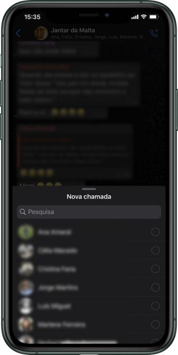 Mẹo: Cách thực hiện cuộc gọi video nhóm qua WhatsApp trên iPhone 5