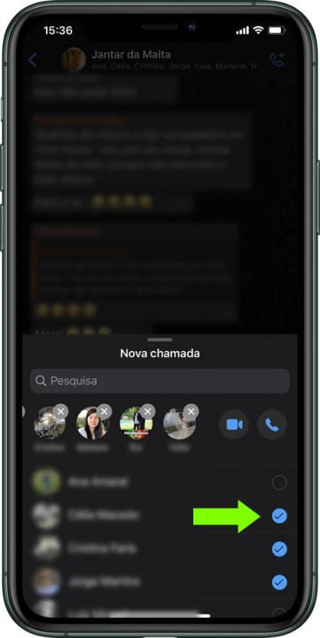 Mẹo: Cách thực hiện cuộc gọi video nhóm qua WhatsApp trên iPhone 6