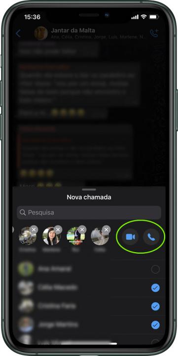 Mẹo: Cách thực hiện cuộc gọi video nhóm qua WhatsApp trên iPhone 7