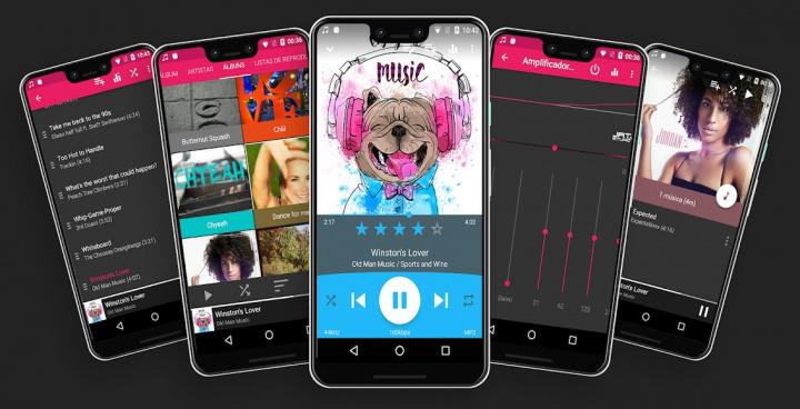 5 ứng dụng miễn phí để phát nhạc ngoại tuyến trên Android 2