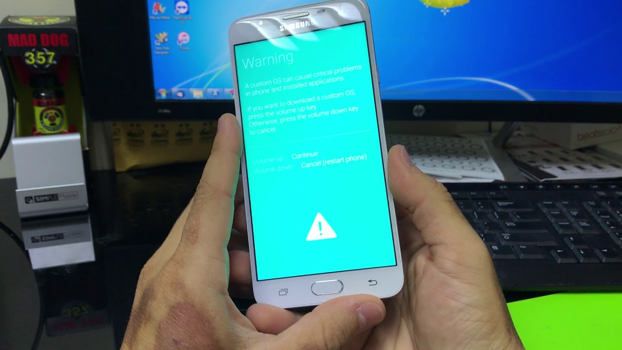 Cách nhận Samsung | Galaxy J7 Prime IN & OUT hoặc Tải xuống ...