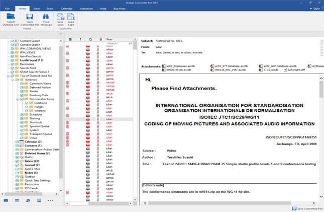 Làm cách nào để di chuyển tệp OST cho tài khoản Exchange, Outlook.com hoặc IMAP? 22
