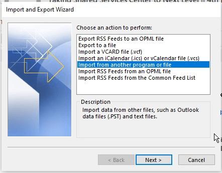 Làm cách nào để di chuyển tệp OST cho tài khoản Exchange, Outlook.com hoặc IMAP? 18