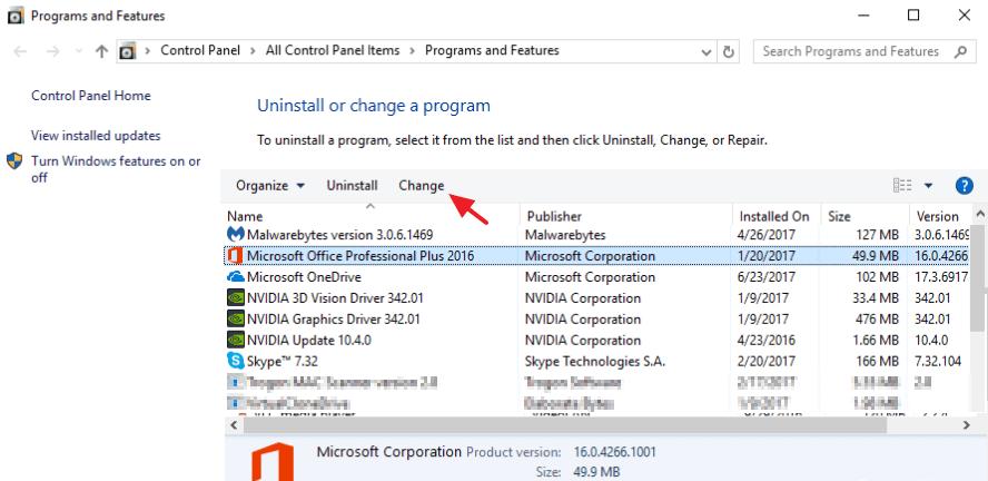 Cách khắc phục sự cố lập chỉ mục Outlook 2016 trên PST cục bộ 2