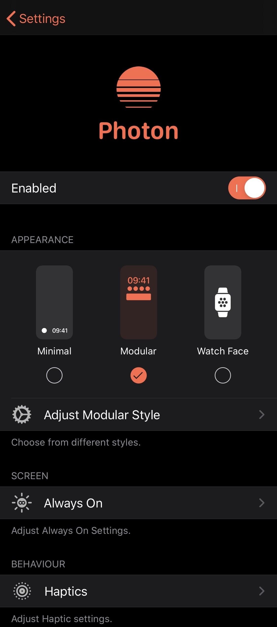 Photon cung cấp màn hình xung quanh cho các thiết bị iOS 13 đã jailbreak 3