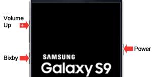 Quên mã PIN trên Samsung Galaxy S9 cũng Galaxy S9 Plus (giải pháp) 3