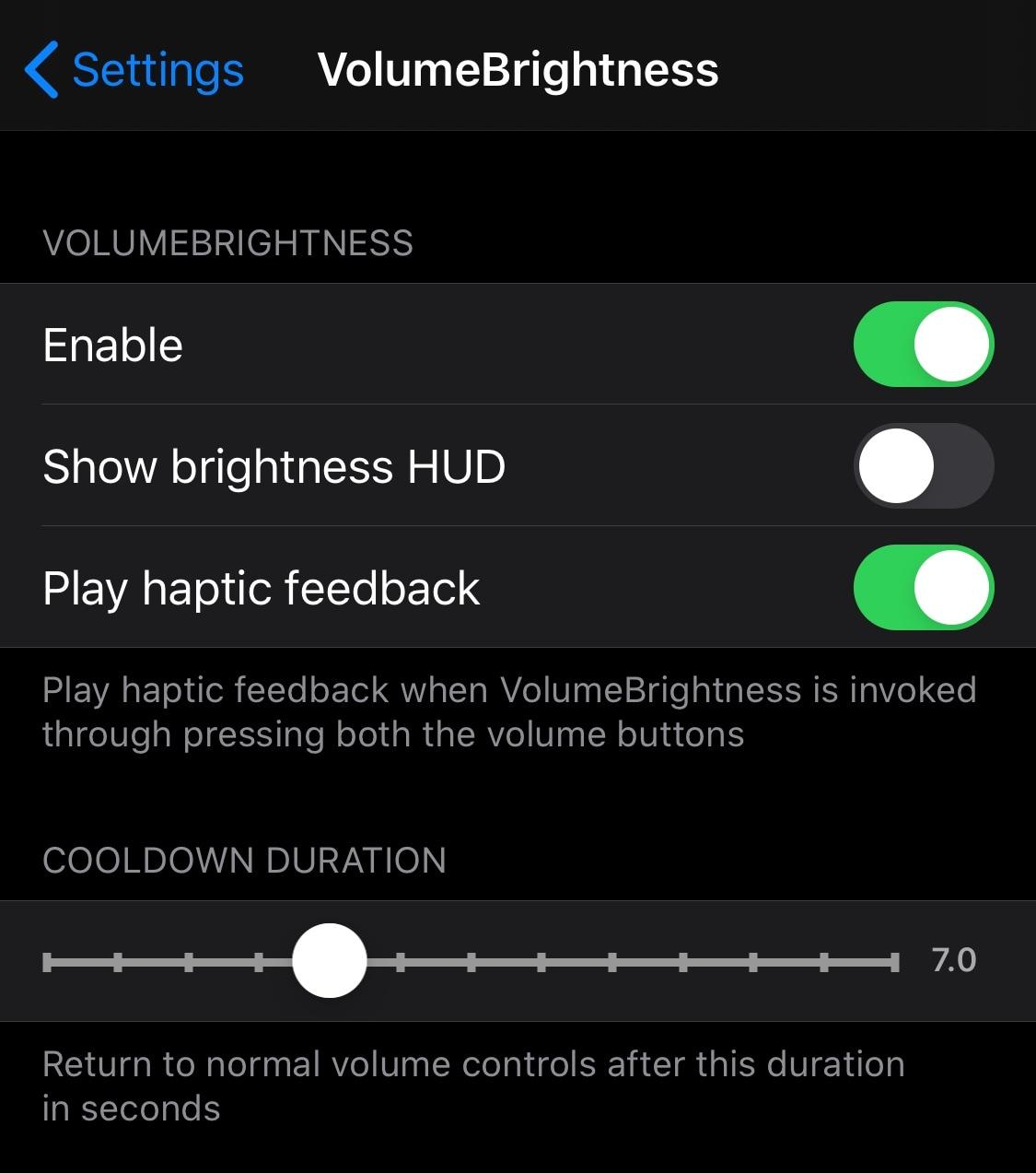 Tinh chỉnh này giúp điều chỉnh độ sáng của iPhone thông qua các nút âm lượng 2