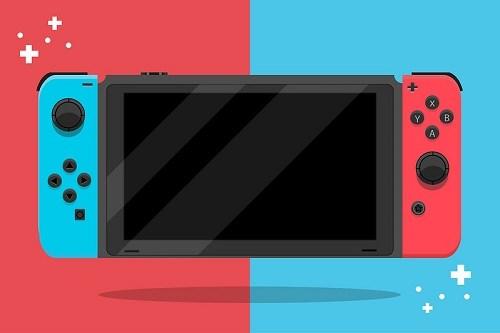 Xem các co giật trên Nintendo Switch