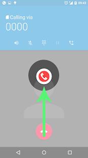 Ghi âm cuộc gọi - Màn hình ACR