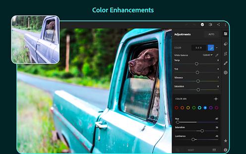 Adobe Lightroom - Trình chỉnh sửa hình ảnh và màn hình Camera Pro