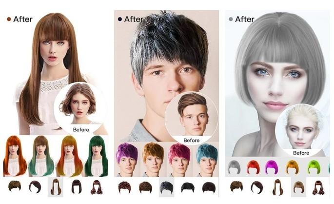 thợ cắt tóc