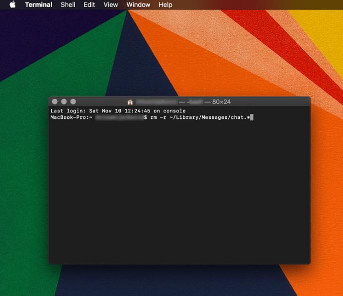 Cách xóa tất cả iMessages khỏi máy Mac hoặc MacBook 3