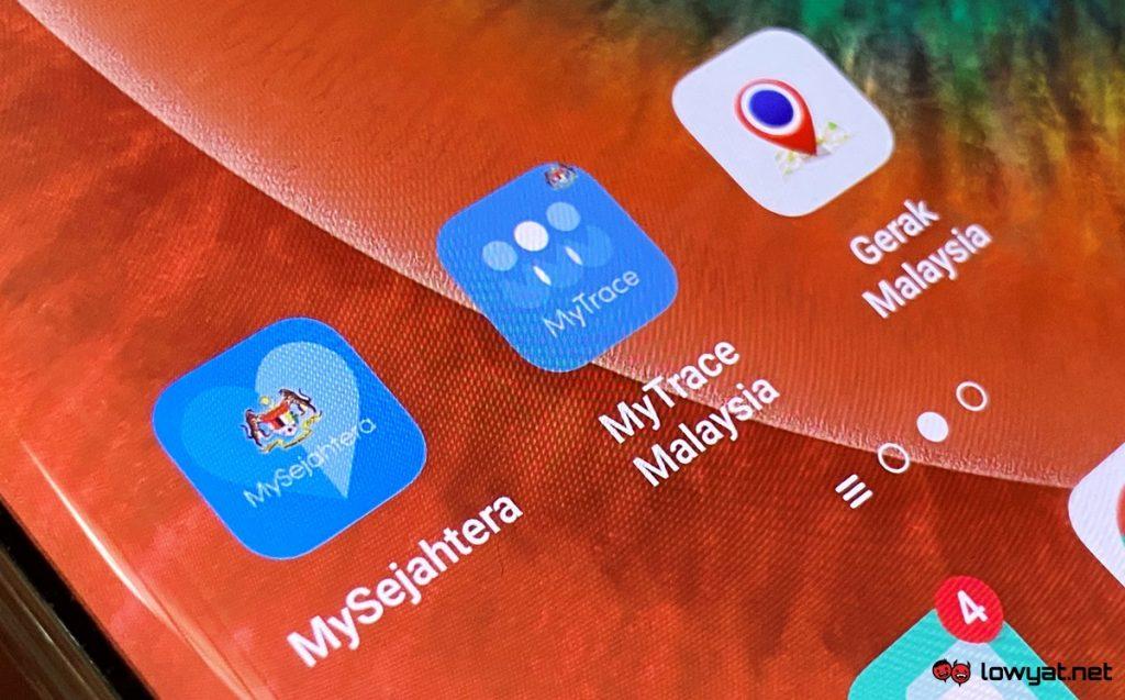 Aplikácia sledovania kontaktov MyTrace malajzijskou vládou je tu: Android iba zatiaľ 4