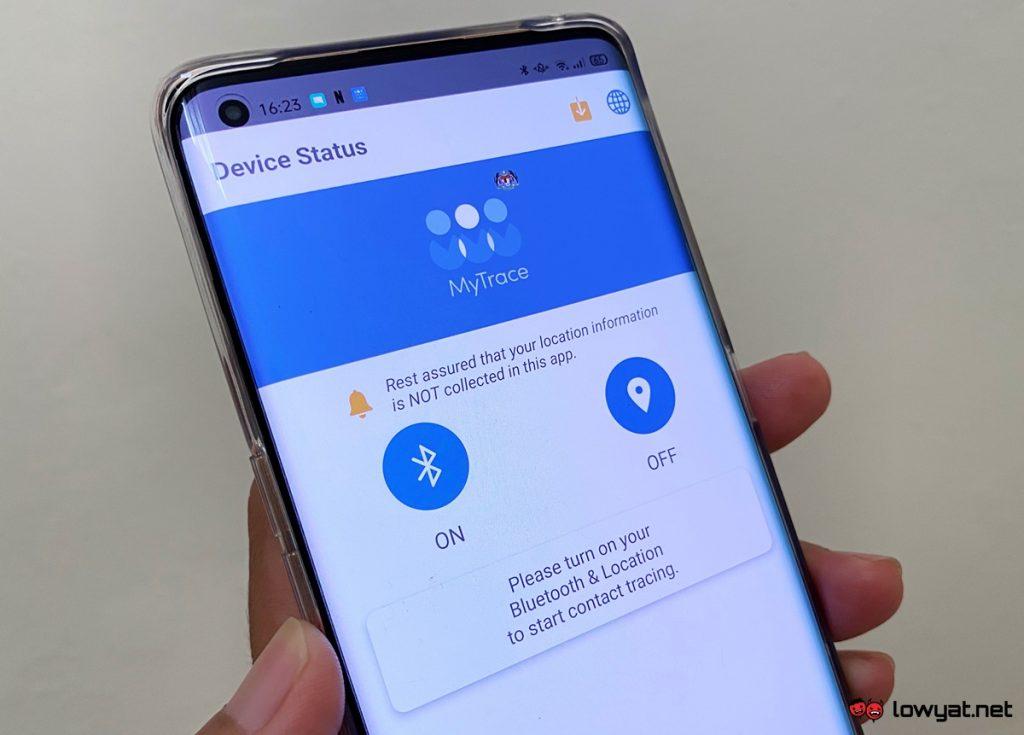 Aplikácia sledovania kontaktov MyTrace malajzijskou vládou je tu: Android iba zatiaľ 2