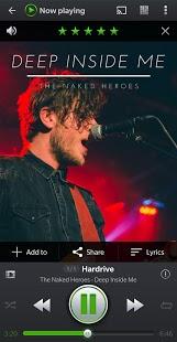 Ảnh chụp màn hình PlayerPro Music Player