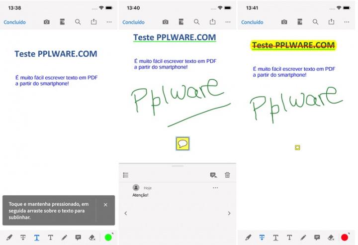 Tìm hiểu cách nhập văn bản và ký PDF từ Android hoặc iOS 5