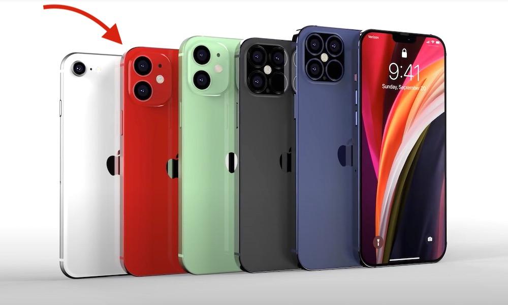 Những gì chúng ta biết về iPhone 12 là sai 3